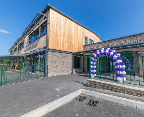 St James CE Primary School